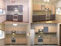 Модульные кухни, гарнитуры